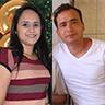 Fabiano Correia e Daniela P Alves Correia